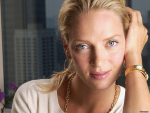 uma thurman plays me