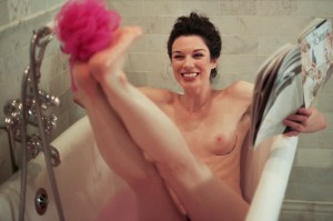Stoya is having fun